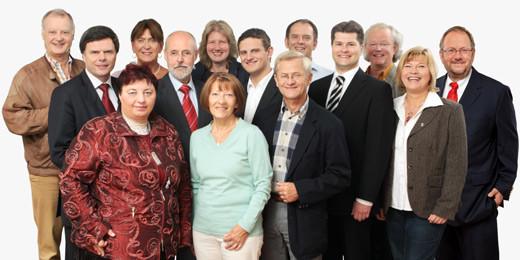 Unsere Kandidatinnen und Kandidaten für die Wahl zum Stadtbezirksrat Bothfeld-Vahrenheide