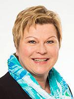 Regina Hogrefe, SPD-Regionsabgeordnete und Sprecherin der AG gegen Jugendarbeitslosigkeit